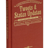 Tweets and Status Updates for All Occasions | Mod Retro Vintage Stationery | ModCloth.com