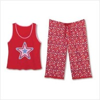 Super Star Pajama Set - XL - Style 38516