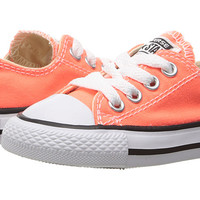 Converse Kids Chuck Taylor All Star Ox (Infant/Toddler) Hyper Orange - Zappos.com Free Shipping BOTH Ways