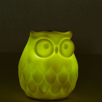 Hoot Yourself LED Night Light