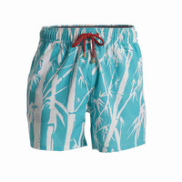 Mazu Swimwear Bamboo Fresh Water Aqua