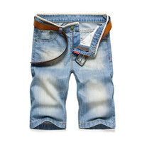 Men Shorts Summer Pants Stylish Korean Jeans [6528442499]