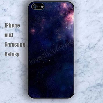 Starry night dream iPhone 5/5S Ipod  Silicone plastic Phone cover Waterproof