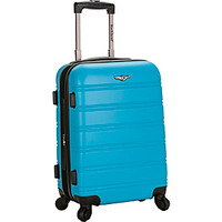 "Rockland Luggage 20"" The Bullet II Hardside Spinner Carry-On - eBags.com"