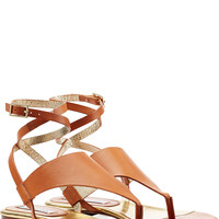Diane von Furstenberg - Leather Sandals