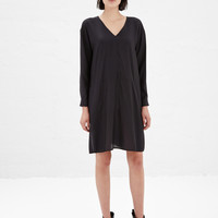 Totokaelo - Hope Black Marcy Dress - $298.00