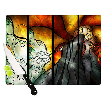 "Mandie Manzano ""Expecto Patronum"" Harry Potter Cutting Board"