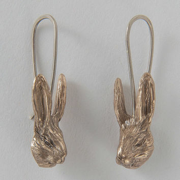ERS CREATIVE Small Rabbit Earrings