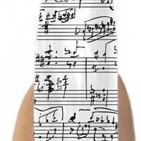 Sheet Music Jamberry Nail Shield