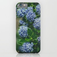 California Lilac iPhone & iPod Case by Errne