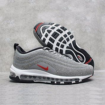 Tagre™ ONETOW Best Online Sale Nike Air Max 97 LX Swarovski Crys. Shoes ... 00800d7edd05