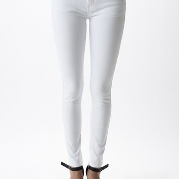 Julie White Denim Skinny Jeans