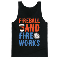 FIREBALL AND FIRE WORKS