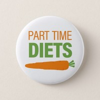 Part Time Diets Round Button