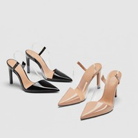 VINYL ASYMMETRIC PUMPS