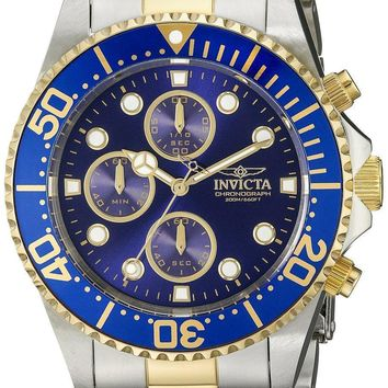 Invicta Pro Diver Chronograph Quartz 200M 1773 Men's Watch