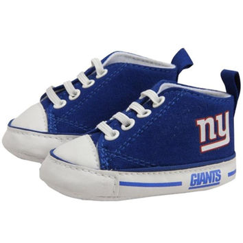 New York Giants NFL Infant High Top Shoes