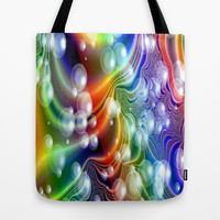 sparkeling bubbles Tote Bag by Store2u