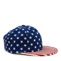 rsa0522pp - The American Flag Cap