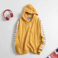 Adidas Fashion Casual Women/Men Long Sleeve Pullover Hoodie Sweater