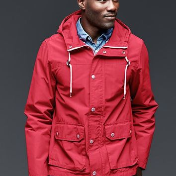 Gap Men Two Pocket Parka Jacket