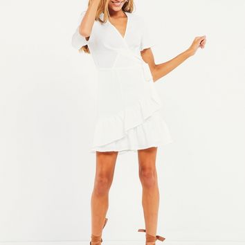 Raine Dress - White