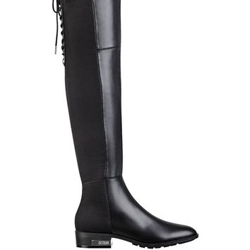 Zoe Flat Over-the-Knee Boots | GUESS.com