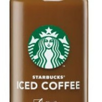 Starbucks Vanilla Iced Coffee 11 oz Glass Bottles - Case of 12
