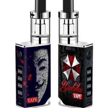 Hot baohiloo 80W Electronic Vape E Pen Cigarettes Vapor Kit smoke CE High Power