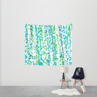 Colours cascais Wall Tapestry by Julia Grifol Designs
