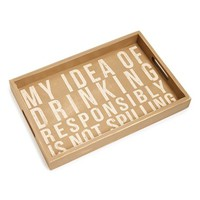 Primitives by Kathy 'My Idea' Box Sign Tray