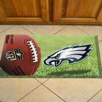 Philadelphia Eagles Scraper Mat