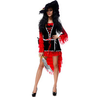 Halloween Costume Pirate Games Uniform [9220296068]