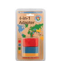 Flight 001 4-In-1 Adapter