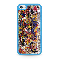 All Characters Avengers iPhone 5C case