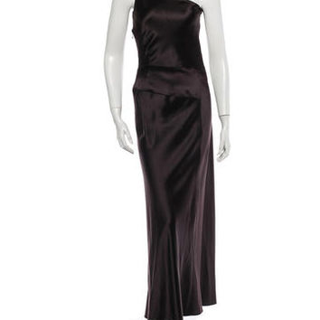 Calvin Klein Collection Gown