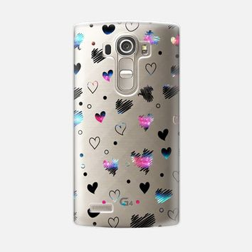 Cosmic Hearts (LG) LG G4 case by Noonday Design | Casetify