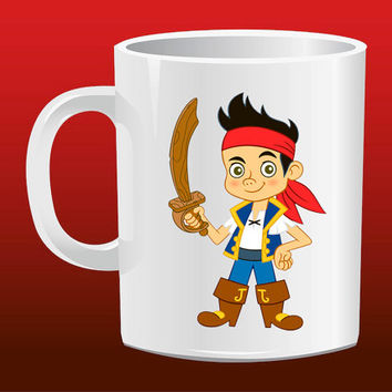 Jake The Pirate Princess for Mug Design