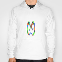 3d,colour,twist Hoody by Store2u