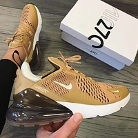 NIKE AIR MAX 270 Sneaker Mesh breathable shoes