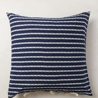 Dots & Stripes Euro Sham by Anthropologie