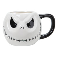 The Nightmare Before Christmas Jack Figural Mug