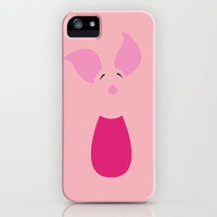 Winnie the Pooh - Piglet iPhone Case by TracingHorses | Society6