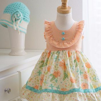 Clementine Dress RTS