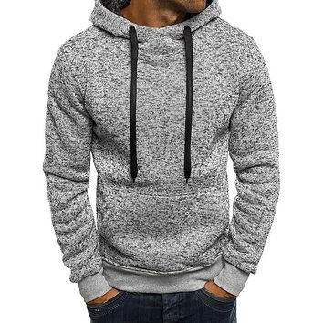 Casual Tracksuits Masculin hoodie