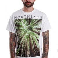 Northlane - Trees White - T-Shirt
