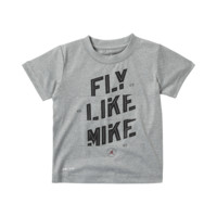 "Jordan Motivational Dri-FIT ""Fly Like Mike"" Toddler Boys' T-Shirt, by Nike Size 4T"