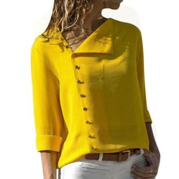 Button Up Shirts For Women