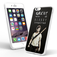 The Maze Runner Newt Quotes for iPhone 6