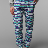 Urban Outfitters - Tropicalia Printed Beach Pant